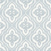 Thibaut Ophelia Navy Wallpaper - Product code: T2995