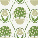 Thibaut Rene Green Wallpaper - Product code: T2960