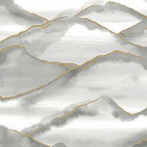 Albany Denali Grey Wallpaper - Product code: 90420