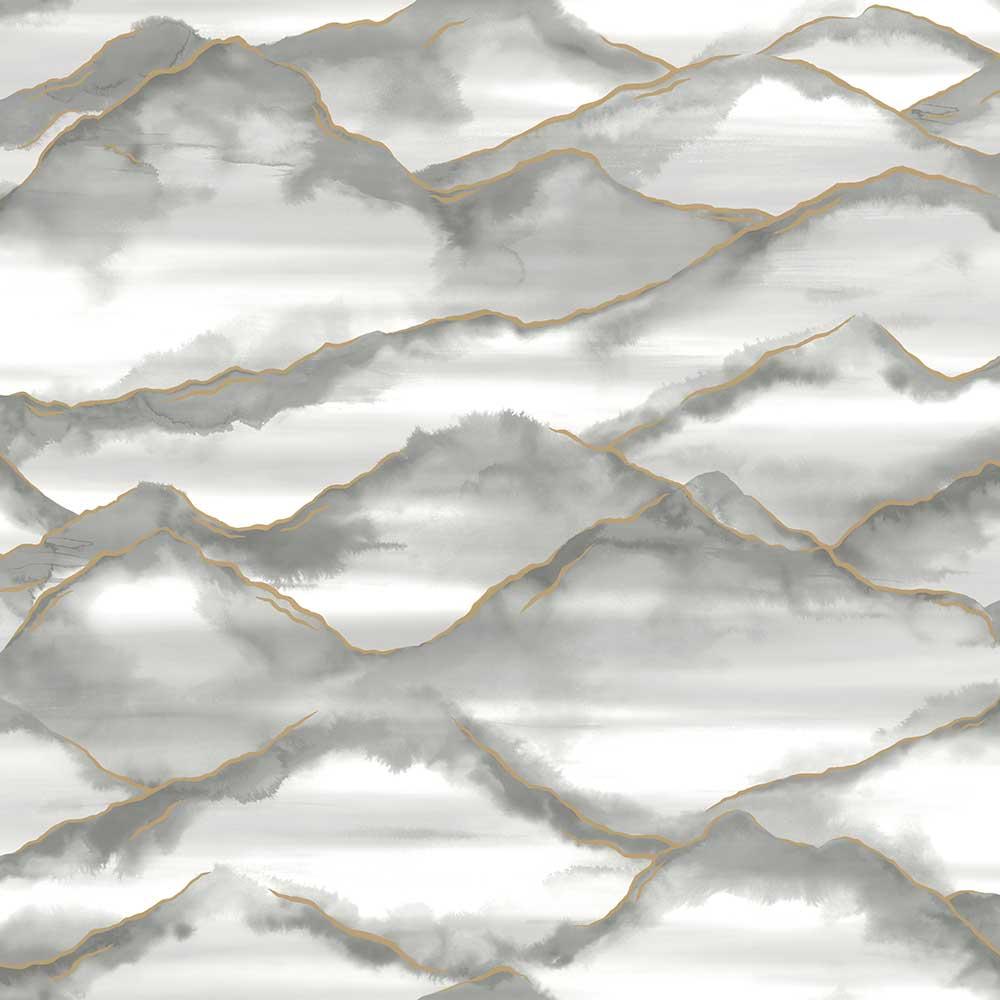 Albany Denali Grey Wallpaper - Product code: 90420