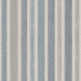 Boråstapeter Watercolour Stripe Blue, Grey and Beige Wallpaper - Product code: 6868