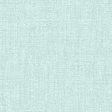Caselio Linen Pale Turquoise Wallpaper - Product code: LINN68526507