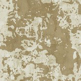 Anthology Anthropic Sandstone and Gold Wallpaper