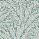 Hooked on Walls Majestic Mint white Wallpaper - Product code: 36524