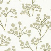 Caselio Poppy Green Wallpaper - Product code: SNY10025 70 05