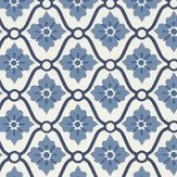 Caselio Caroline Navy Wallpaper - Product code: SNY10028 60 06