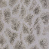 Albany Giraffe Faux Fur Gold/ Grey Wallpaper - Product code: 88709