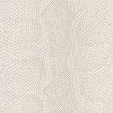 Albany Python Skin Faux Cream Wallpaper - Product code: 88733