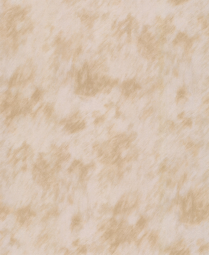 Albany Cow Fur Faux Silver/ Beige Wallpaper - Product code: 88739