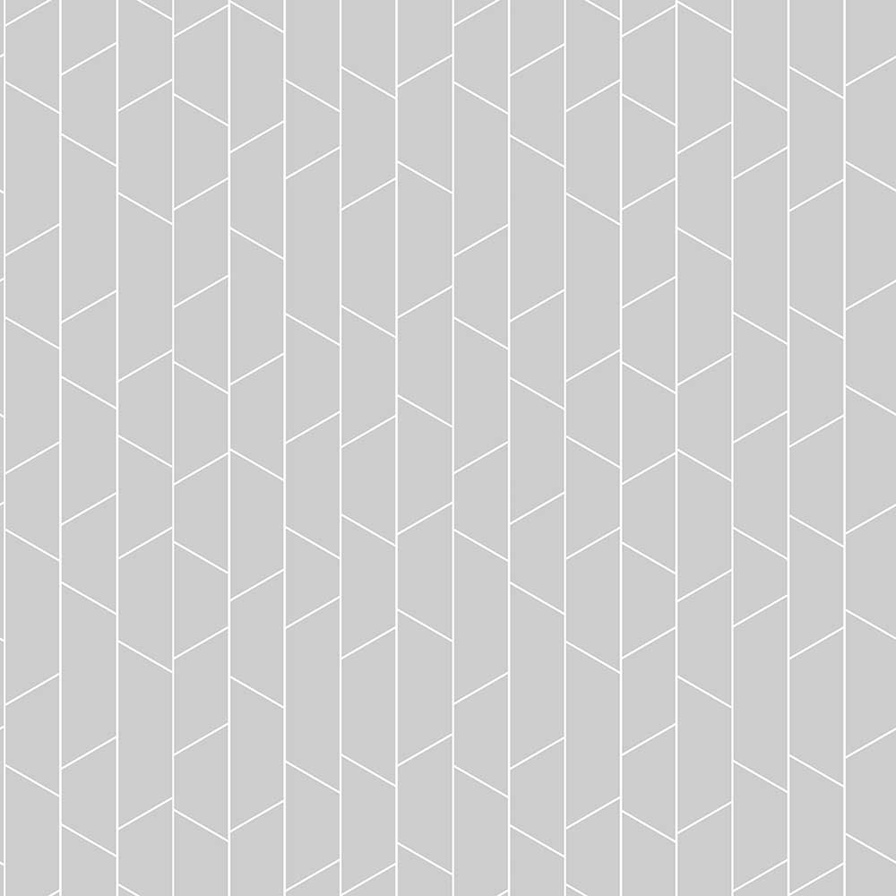 Engblad & Co Angle Grey Green and White Wallpaper - Product code: 8819