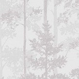 Engblad & Co Pine White and Pale Grey Wallpaper - Product code: 8828