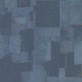 Threads Cubist Indigo Wallpaper - Product code: EW15018/680