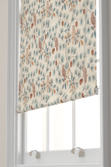 Sanderson Owlswick Teal Blind - Product code: 226524