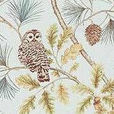 Sanderson Owlswick Blue Fabric