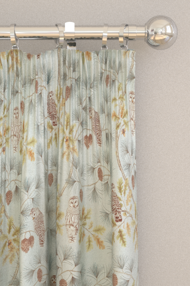 Sanderson Owlswick Blue Curtains - Product code: 226526