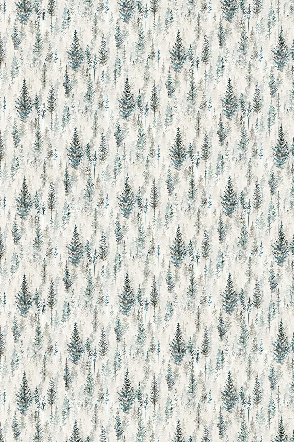 Sanderson Fabric Juniper Pine 226534