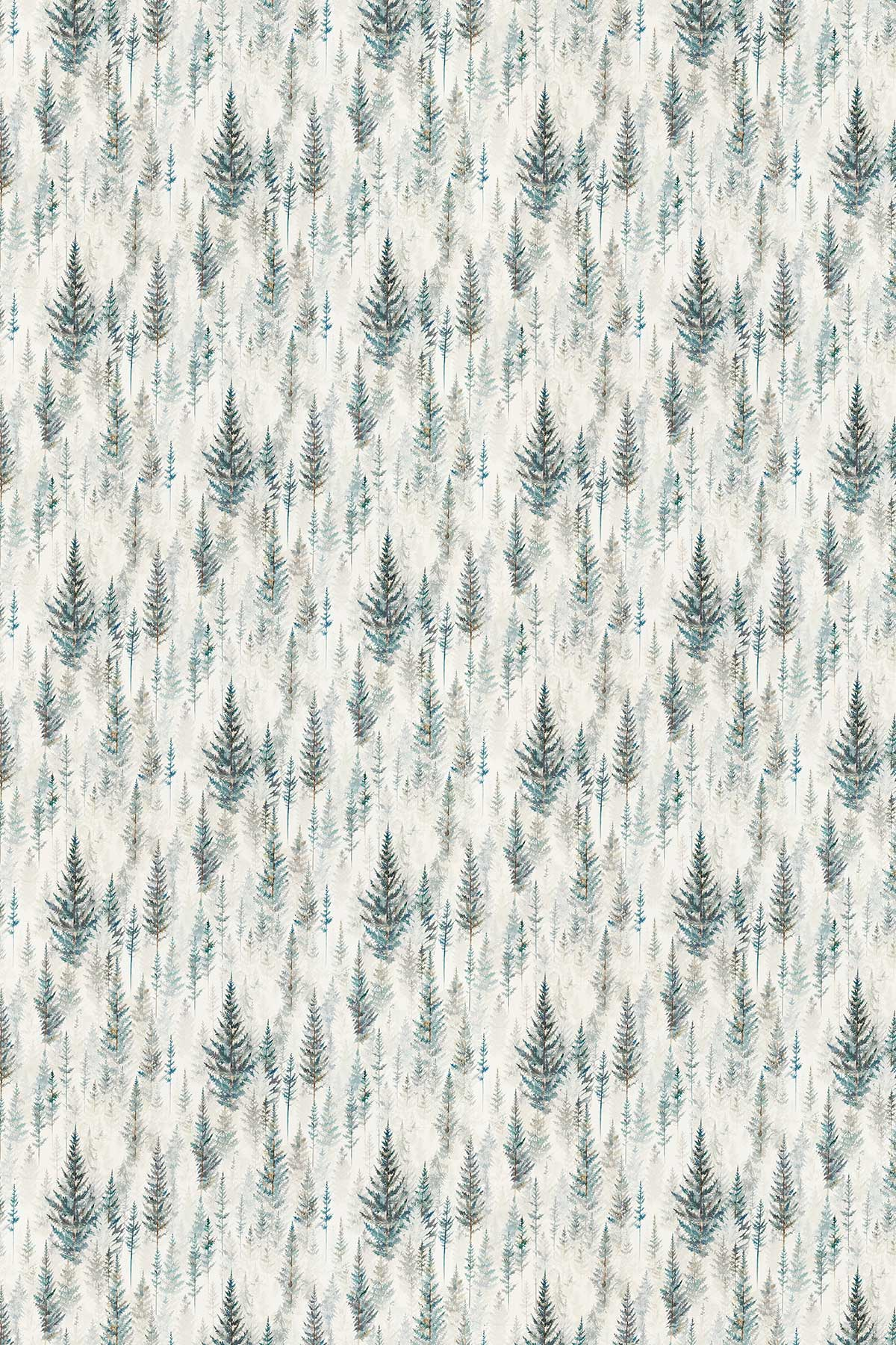 Sanderson Juniper Pine Forest Fabric - Product code: 226534