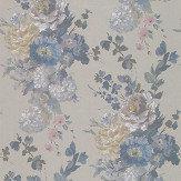 Designers Guild Seraphina Silver Wallpaper - Product code: P610/03