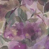 Designers Guild Surimono Amethyst Wallpaper - Product code: PDG1062/03