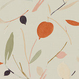 Scion Oxalis Spice / Raffia Wallpaper - Product code: 111996