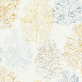 Scion Soetsu Stonewash / Papaya Wallpaper - Product code: 112001