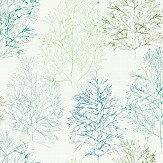 Scion Soetsu Kiwi / Slate Wallpaper - Product code: 112002
