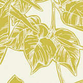 Scion Parlour Palm Citrus Wallpaper - Product code: 112022