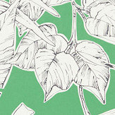 Scion Parlour Palm Gecko Wallpaper - Product code: 112024
