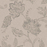 Boråstapeter Indigo Bloom Brown & Beige Wallpaper - Product code: 1928