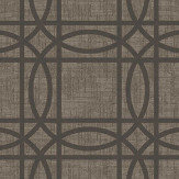 Arthouse Geo Kiss Foil Bronze Wallpaper - Product code: 903306
