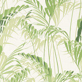 Sanderson Palm House Botanical Green Wallpaper - Product code: 216643