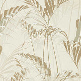 Sanderson Palm House Linen / Gilver Wallpaper