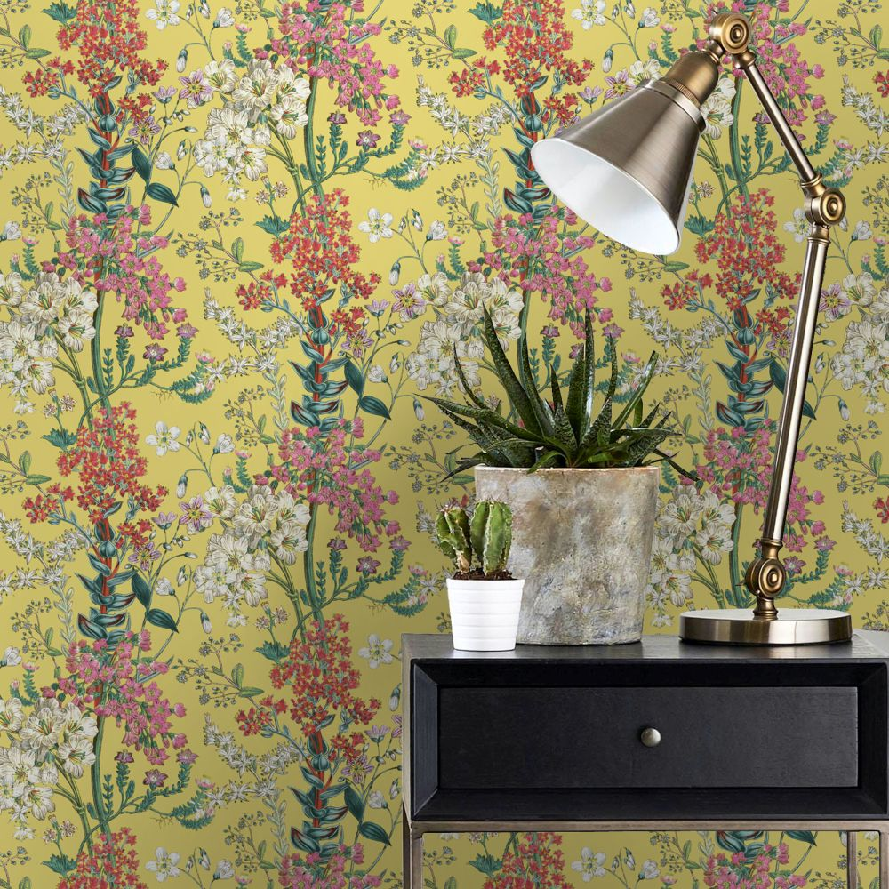 Albany Ayana Citrus Wallpaper - Product code: 90570