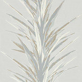Sanderson Yucca Grey / Gilver Wallpaper - Product code: 216650