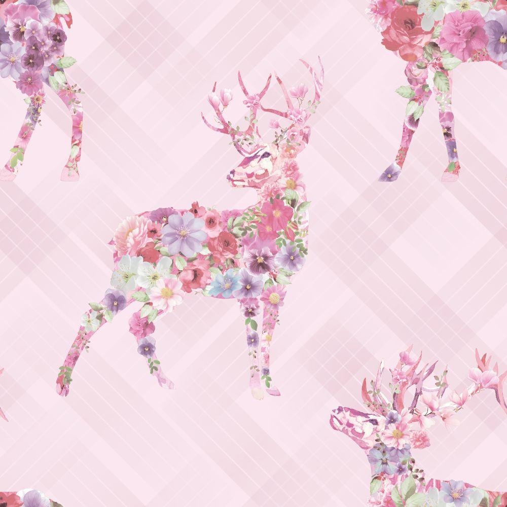 Albany Calla Pink Wallpaper - Product code: 90621