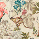 Clarke & Clarke Botany Tropical Fabric - Product code: F1297/03