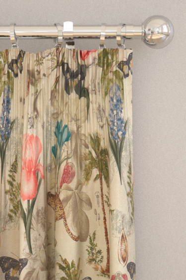 Clarke & Clarke Botany Tropical Curtains - Product code: F1297/03