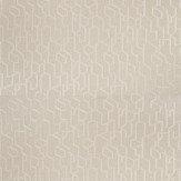 Clarke & Clarke Labyrinth Linen Fabric - Product code: F1300/03