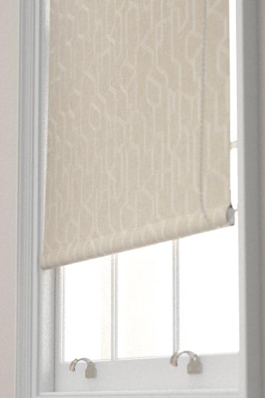 Clarke & Clarke Labyrinth Linen Blind - Product code: F1300/03
