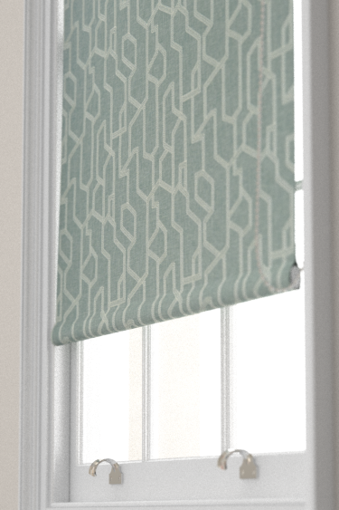 Clarke & Clarke Labyrinth Mineral Blind - Product code: F1300/05