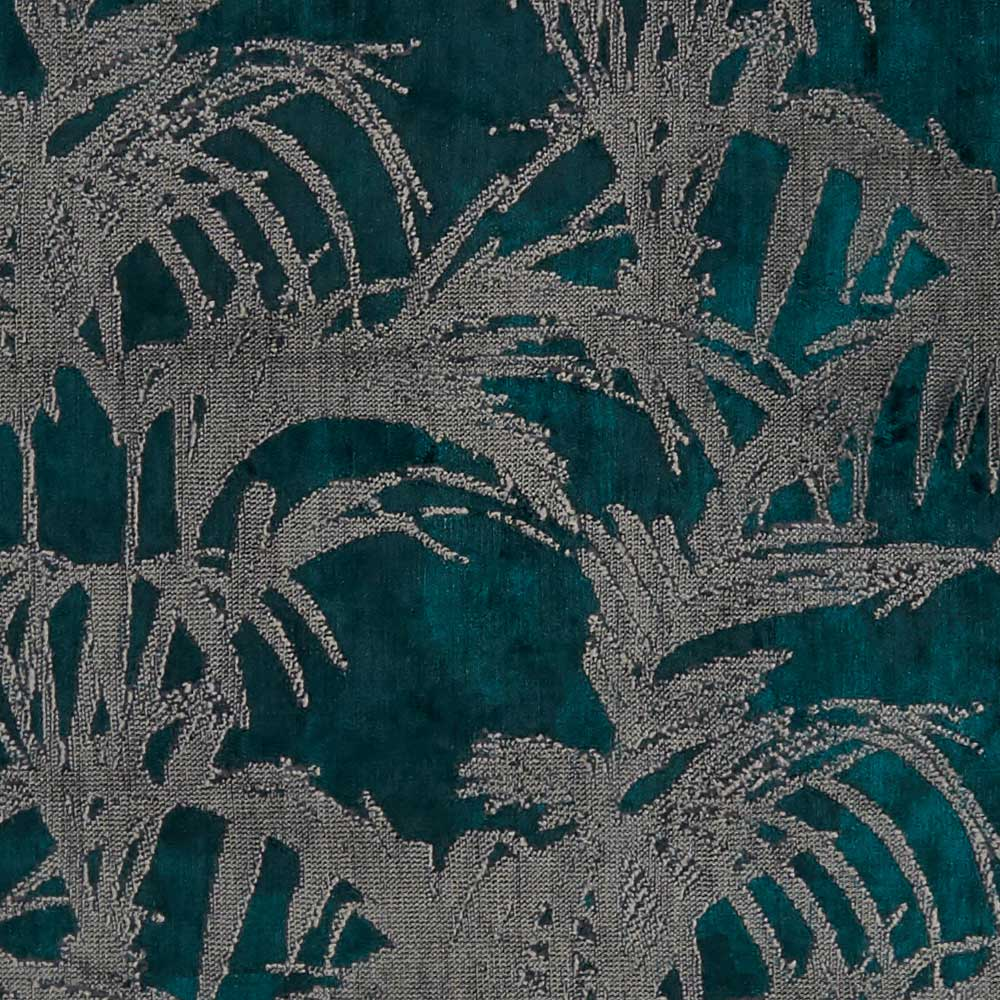 Clarke & Clarke Tropicale Kingfisher Fabric - Product code: F1305/03