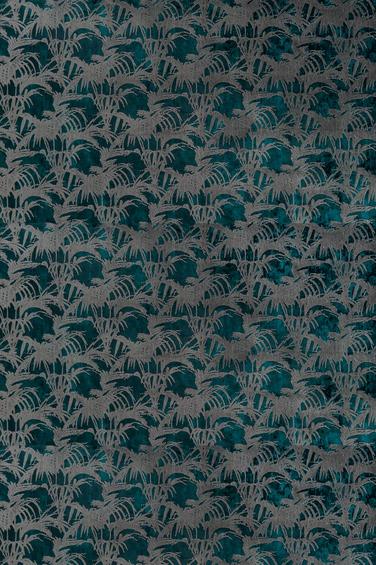 Tropicale Fabric - Kingfisher - by Clarke & Clarke