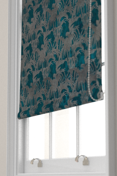 Clarke & Clarke Tropicale Kingfisher Blind - Product code: F1305/03