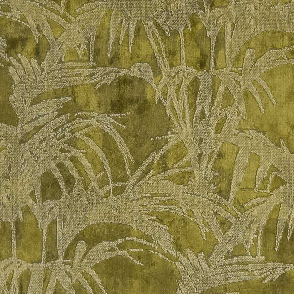 Tropicale Fabric - Citron - by Clarke & Clarke