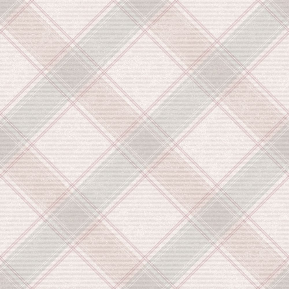 Albany Ainsley Pink Wallpaper - Product code: 90642