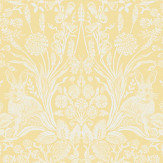 Albany Bexley Sunshine Yellow Wallpaper - Product code: 90801