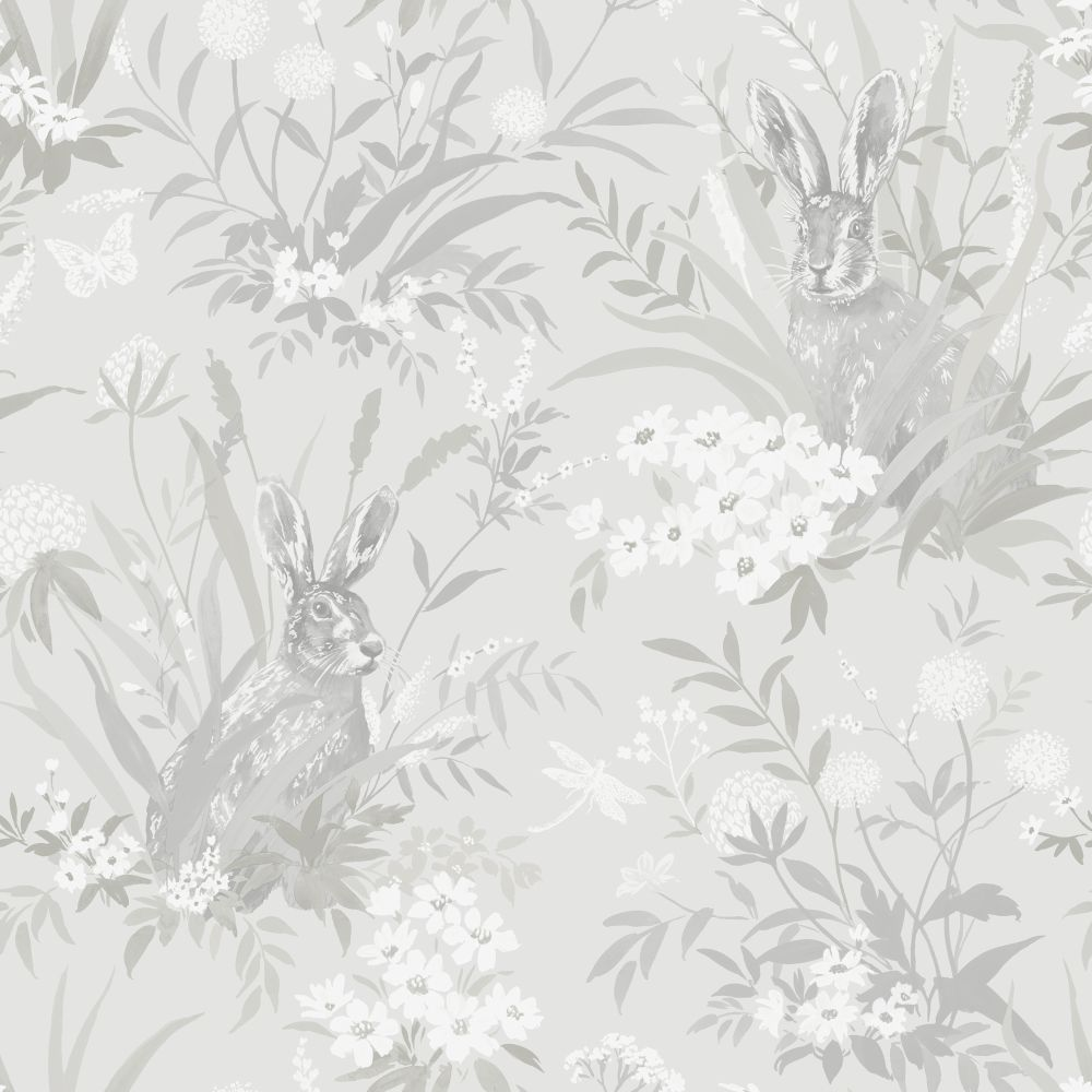 Albany Countryside Grey Wallpaper - Product code: 90812