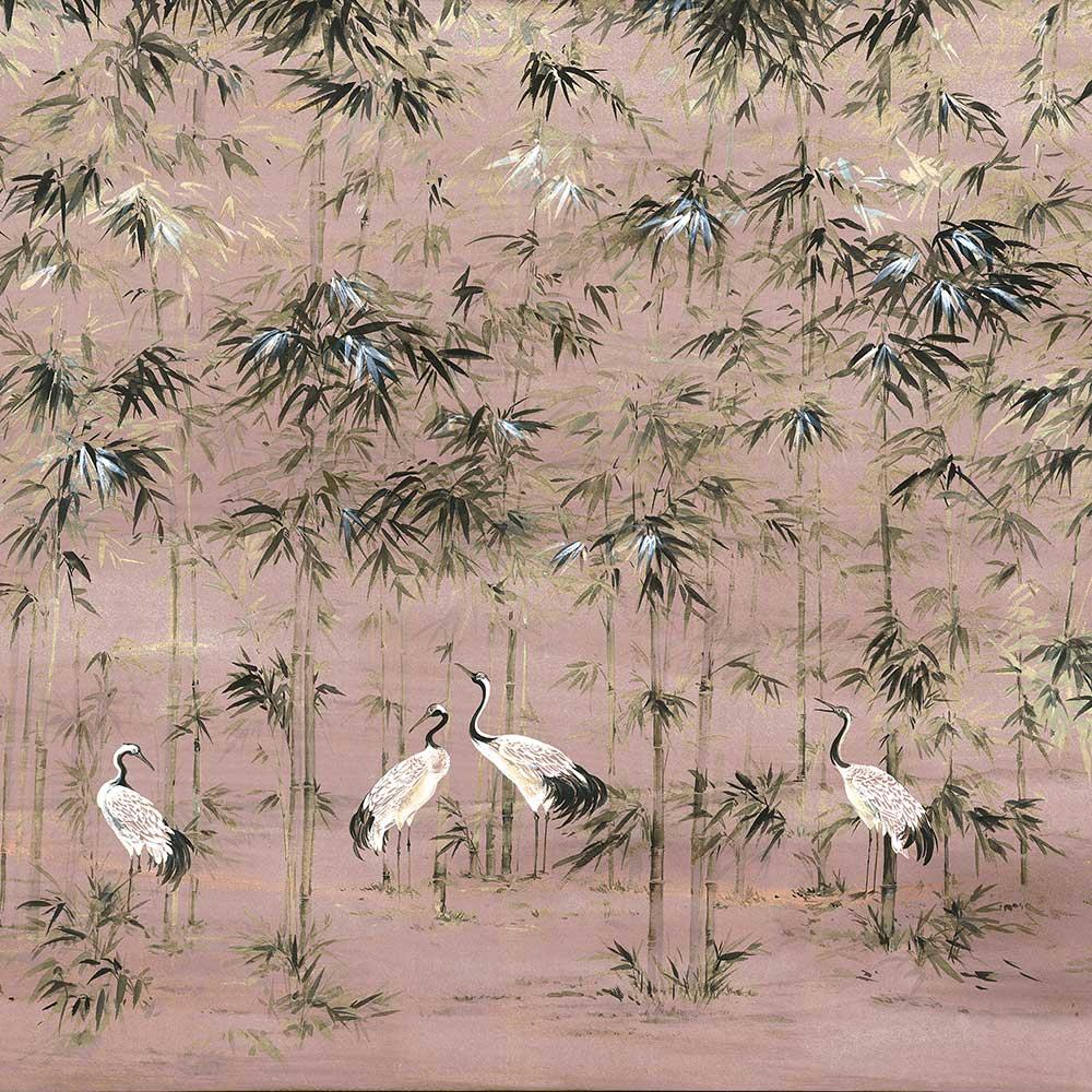 Coordonne Garzas Rose Mural - Product code: 7900002