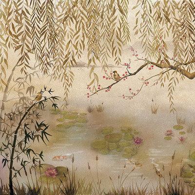 Coordonne Mural Lotus 7900041