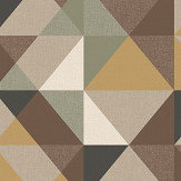 Coordonne Dussel Ochres Wallpaper - Product code: 7800301